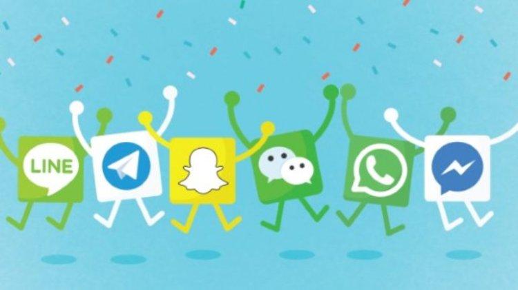 Whatsapp alternatifi uygulamalar