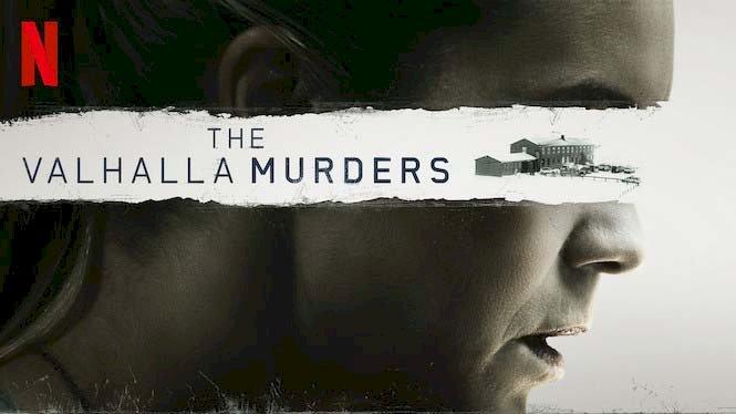 The Valhalla Murders ; netflix Altın Kısa Serisi