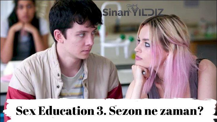 Sex Education 3. Sezon ne zaman ? Sex Education 2. Sezonda neler oldu ?