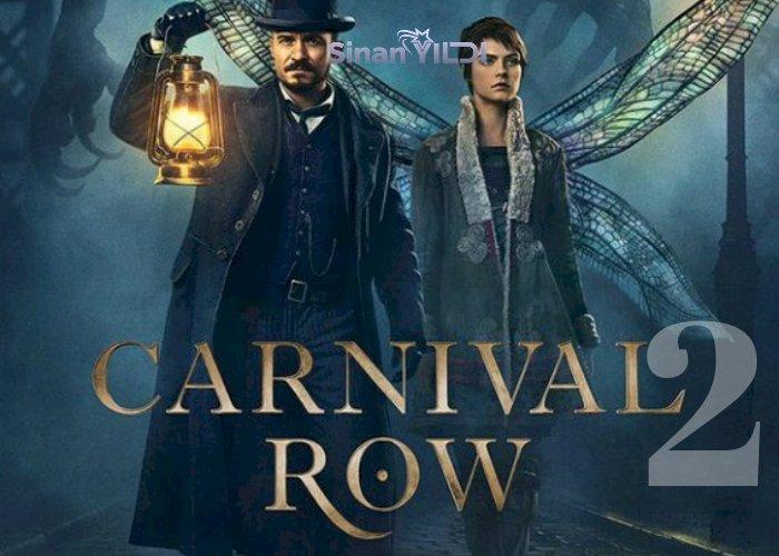 Carnival Row 2. Sezon Ne Zaman?  Carnival Row 1. Sezonda Neler Oldu?