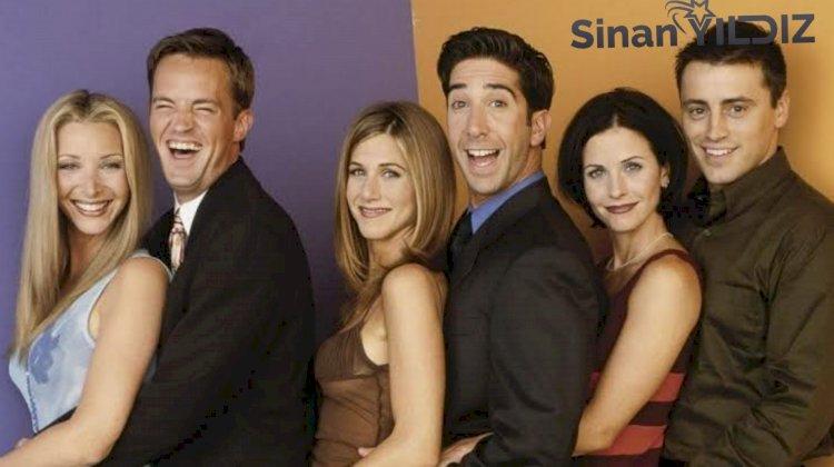 Friends Özel Bölümü Ne Zaman Yayınlanacak ?