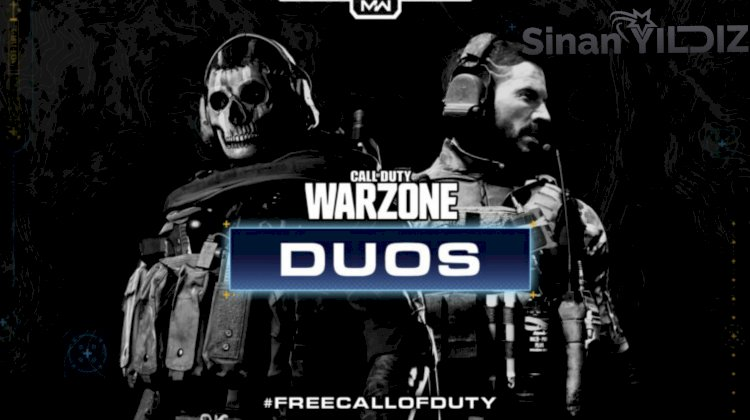 Call of Duty Warzone Duos Modu İle Gündeme Oturdu !