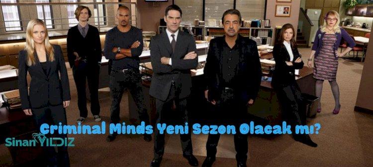 Criminal Minds Yeni Sezon Olacak mı? Criminal Minds Bitti mi?