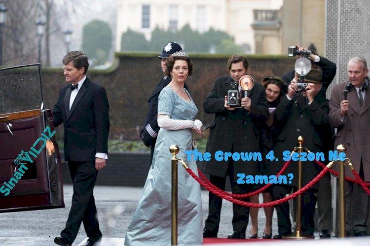 The Crown 4. Sezon Ne Zaman? The Crown Yeni Sezon Onayı Aldı mı?