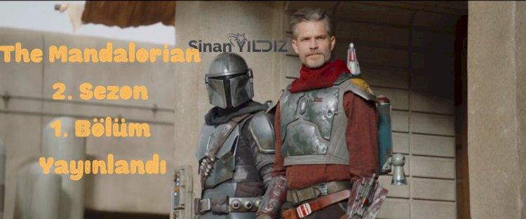 The Mandalorian 2. Sezon 1. Bölüm yayınlandı